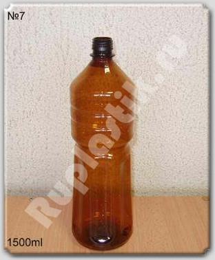 пэт бутылка 1,5л